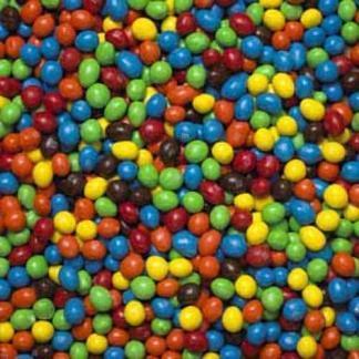 Case Of M & M Peanut Chocolate Candy | moneymachines.com