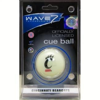 Cincinnati Bearcats Billiard Cue Ball | moneymachines.com