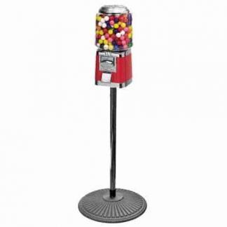 Classic Gumball Vending Machine On Cast Iron Stand | moneymachines.com