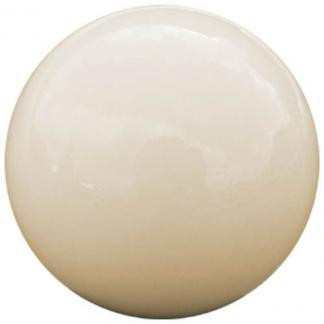 2 1/4 Inch Regulation Size and Weight Billiard Cue Ball | moneymachines.com
