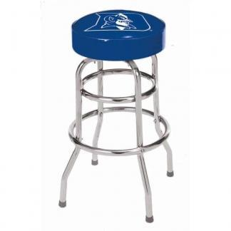 Duke Blue Devils College Logo Double Rung Bar Stool | moneymachines.com