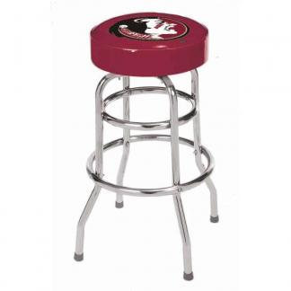 Florida State Seminoles College Logo Double Rung Bar Stool | moneymachines.com