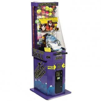 Gravity Hill Skill Redemption Game Vending Machine | moneymachines.com
