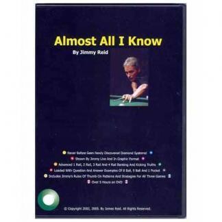 Jimmy Reid Almost All I Know DVD | moneymachines.com