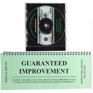 Joe Tucker Guaranteed Improvement Book/DVD | moneymachines.com