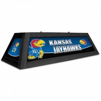Kansas Jayhawks Spirit Game Table Lamp | moneymachines.com