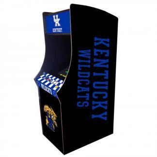 Kentucky Wildcats Arcade Multi-Game Machine | moneymachines.com