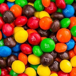 M & M Peanut Butter Candy - 6 / 50 Ounce Bag Case   moneymachines.com