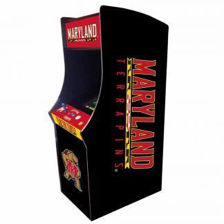 Maryland Terrapins Arcade Multi-Game Machine | moneymachines.com