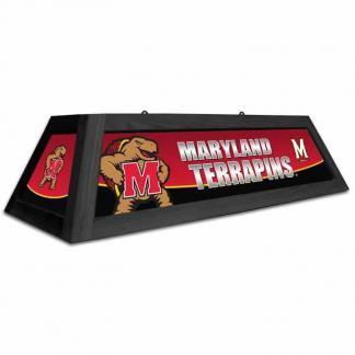 Maryland Terrapins Spirit Game Table Lamp | moneymachines.com