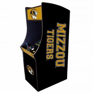 Mizzou Tigers Arcade Multi-Game Machine   moneymachines.com