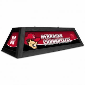 Nebraska Cornhuskers Spirit Game Table Lamp | moneymachines.com