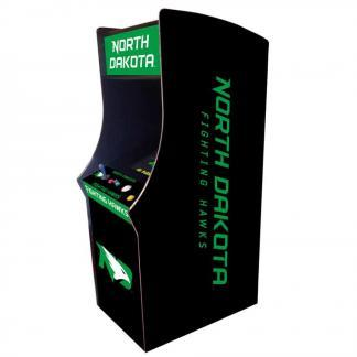 North Dakota Fighting Hawks Arcade Multi-Game Machine | moneymachines.com