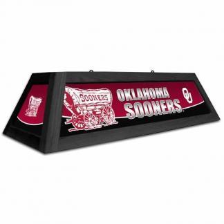 Oklahoma Sooners Spirit Game Table Lamp | moneymachines.com
