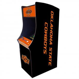 Oklahoma State Cowboys Arcade Multi-Game Machine | moneymachines.com