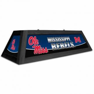 Ole Miss Rebels Spirit Game Table Lamp | moneymachines.com