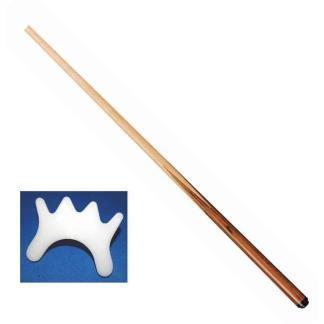 One Piece Billiard Bridge Stick With White Nylon Bridge Head | moneymachines.com