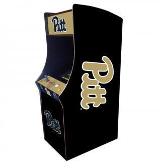 Pittsburgh Panthers Arcade Multi-Game Machine | moneymachines.com