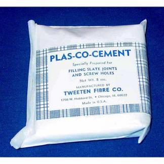 Plasco Slate Cement | moneymachines.com