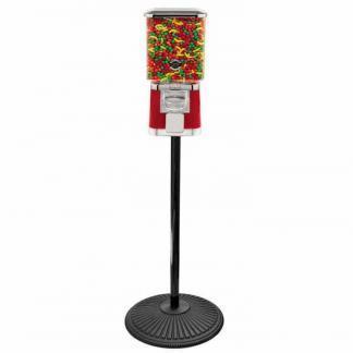 Pro Line Gumball Vending Machine On Cast Iron Stand | moneymachines.com