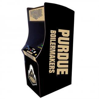 Purdue Boilermakers Arcade Multi-Game Machine | moneymachines.com