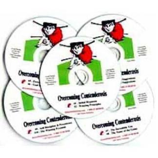 Ryan Elliott CD Set | Overcoming Contenderosis | The Dead Stroke Tape | moneymachines.com