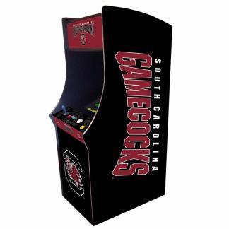 South Carolina Gamecocks Arcade Multi-Game Machine | moneymachines.com