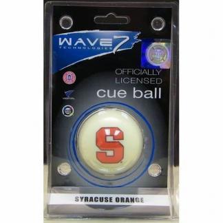 Syracuse Orange Billiard Cue Ball   moneymachines.com