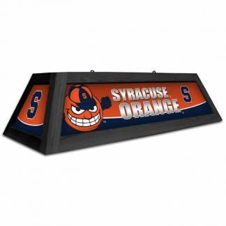 Syracuse Orange Spirit Game Table Lamp   moneymachines.com