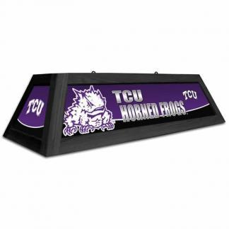 TCU Horned Frogs Spirit Game Table Lamp | moneymachines.com