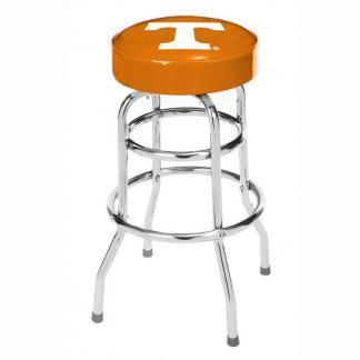 Tennessee Volunteers College Logo Double Rung Bar Stool | moneymachines.com