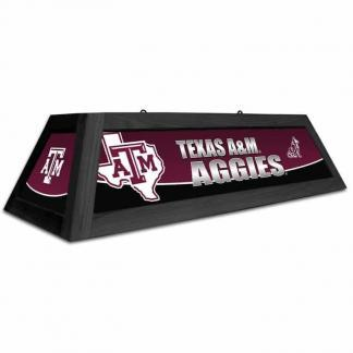Texas A&M Aggies Spirit Game Table Lamp | moneymachines.com