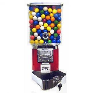 Tough Pro Gumball And Candy Vending Machine | moneymachines.com