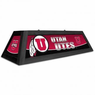 Utah Utes Spirit Game Table Lamp   moneymachines.com