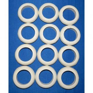 Set of 12 Valley Full Size Bumper Rings | moneymachines.com