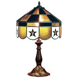 Vanderbilt Commodores Stained Glass Table Lamp | moneymachines.com