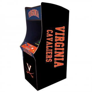 Virginia Cavaliers Arcade Multi-Game Machine | moneymachines.com