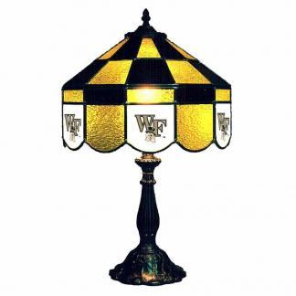 Wake Forest Demon Deacons Stained Glass Table Lamp   moneymachines.com