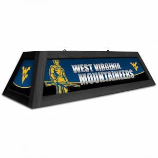 West Virginia Mountaineers Spirit Game Table Lamp | moneymachines.com