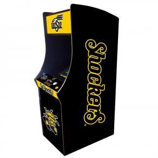 Wichita State Shockers Arcade Multi-Game Machine | moneymachines.com