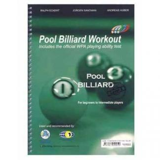 WPA Pool Billiard Workout Book - Volume 1 | moneymachines.com