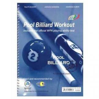 WPA Pool Billiard Workout Book - Volume 2 | moneymachines.com