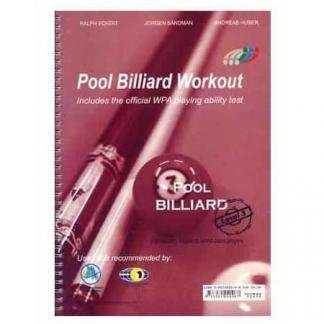 WPA Pool Billiard Workout Book - Volume 3 | moneymachines.com