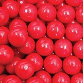 Zed Wild Cherry Gumballs - Case Of Assorted 1 Inch 850 Count plus 50 Free   moneymachines.com