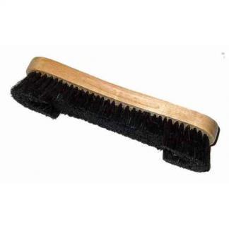 10 1/2 Inch Economy Oak Finish Bed Brush | moneymachines.com