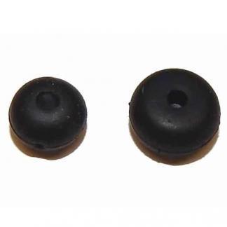Black Mini Pinball Post Rubber | moneymachines.com