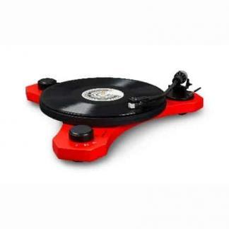 Crosley C3 Turntable - Red | moneymachines.com