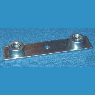 Pinball Machine Leg Mounting Plate | moneymachines.com