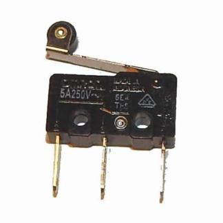 Subminature Pinball Roller Ball Detect Microswitch - 180-5119-02 | moneymachines.com