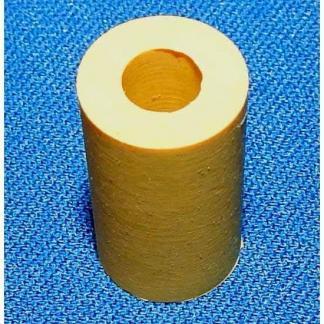 Yellow Rubber Pinball Post Sleeve | moneymachines.com